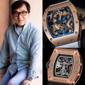 Jackie Chan - Richard Mille