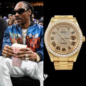 Snoop Doggy Dog - Rolex Day-Date II President