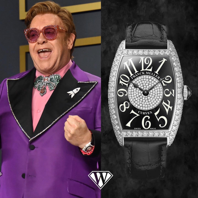 Sir Elton John Franck Muller -