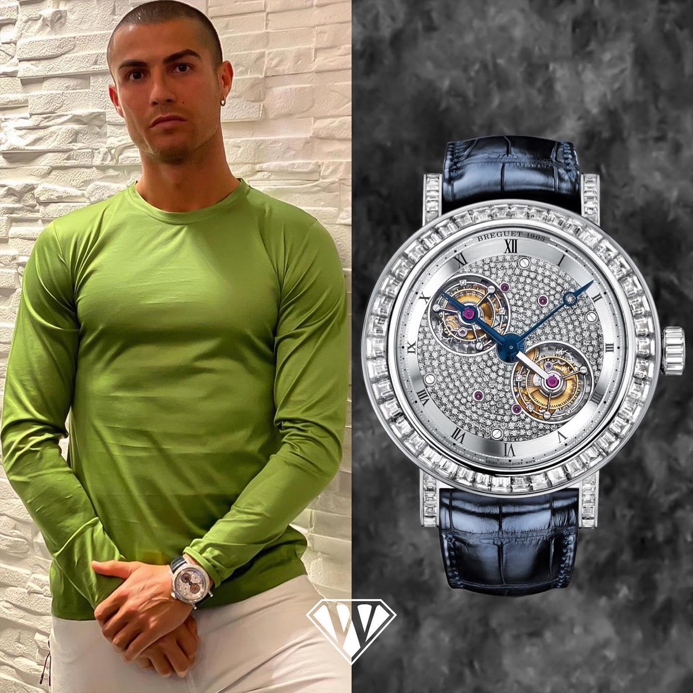 Cristiano Breguet Watch