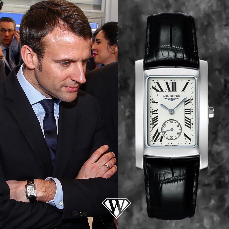 Emmanuel Macron Watch