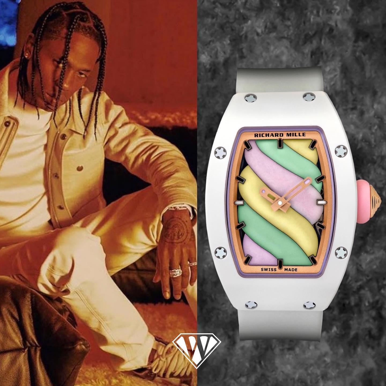 Travis Scott Watch