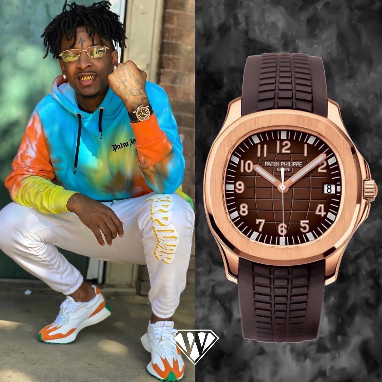 21savage watch