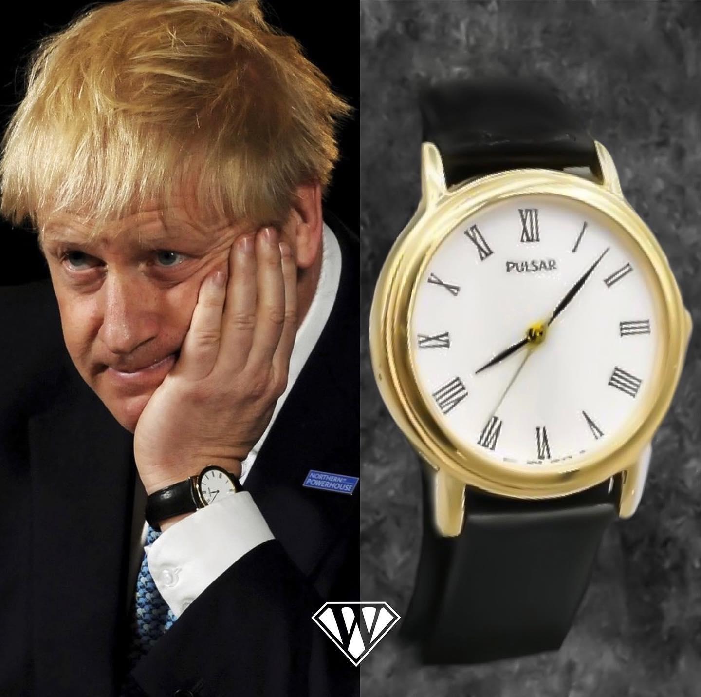 Boris Johnson Watch