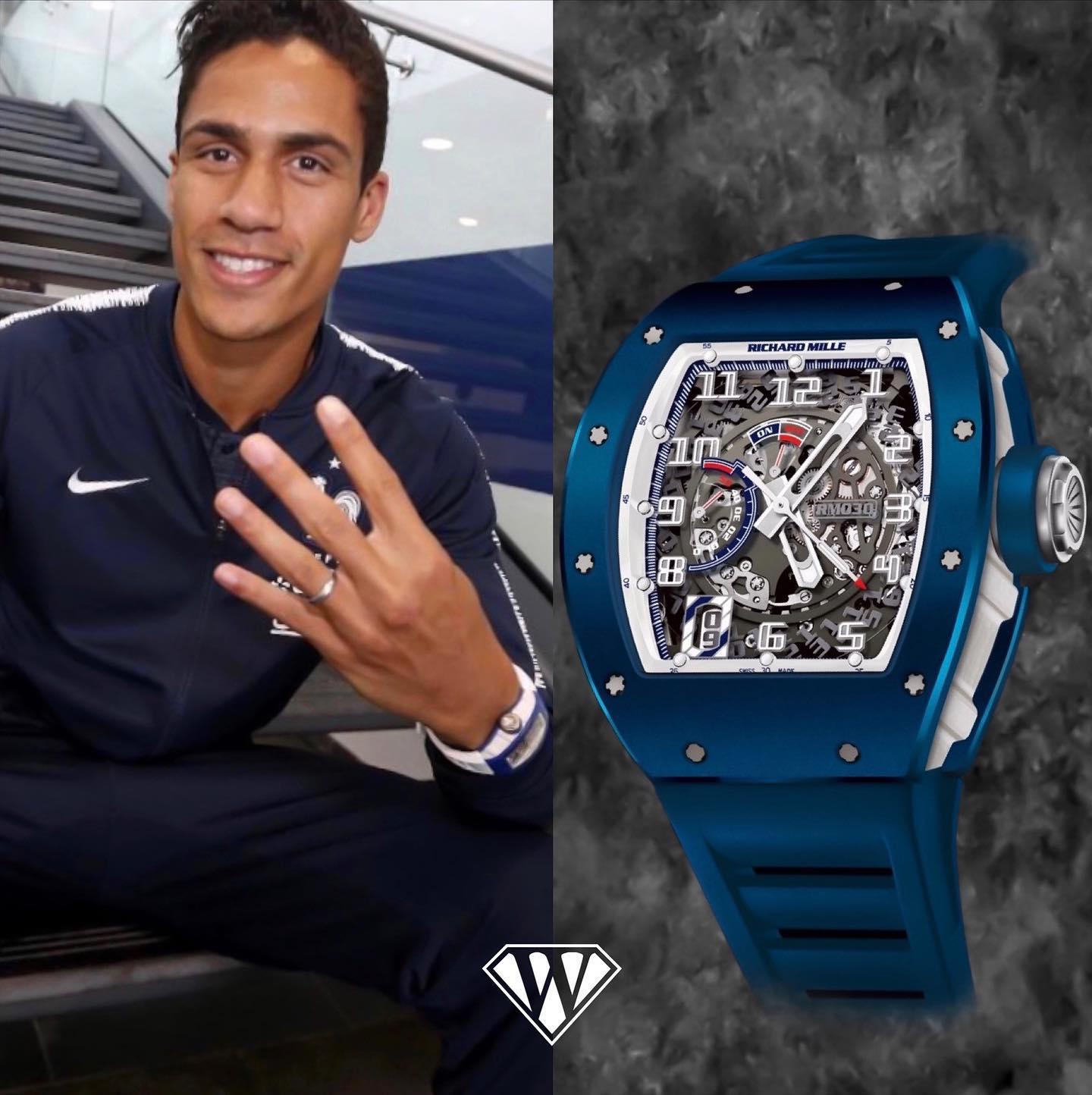 Rafael Varane Watch
