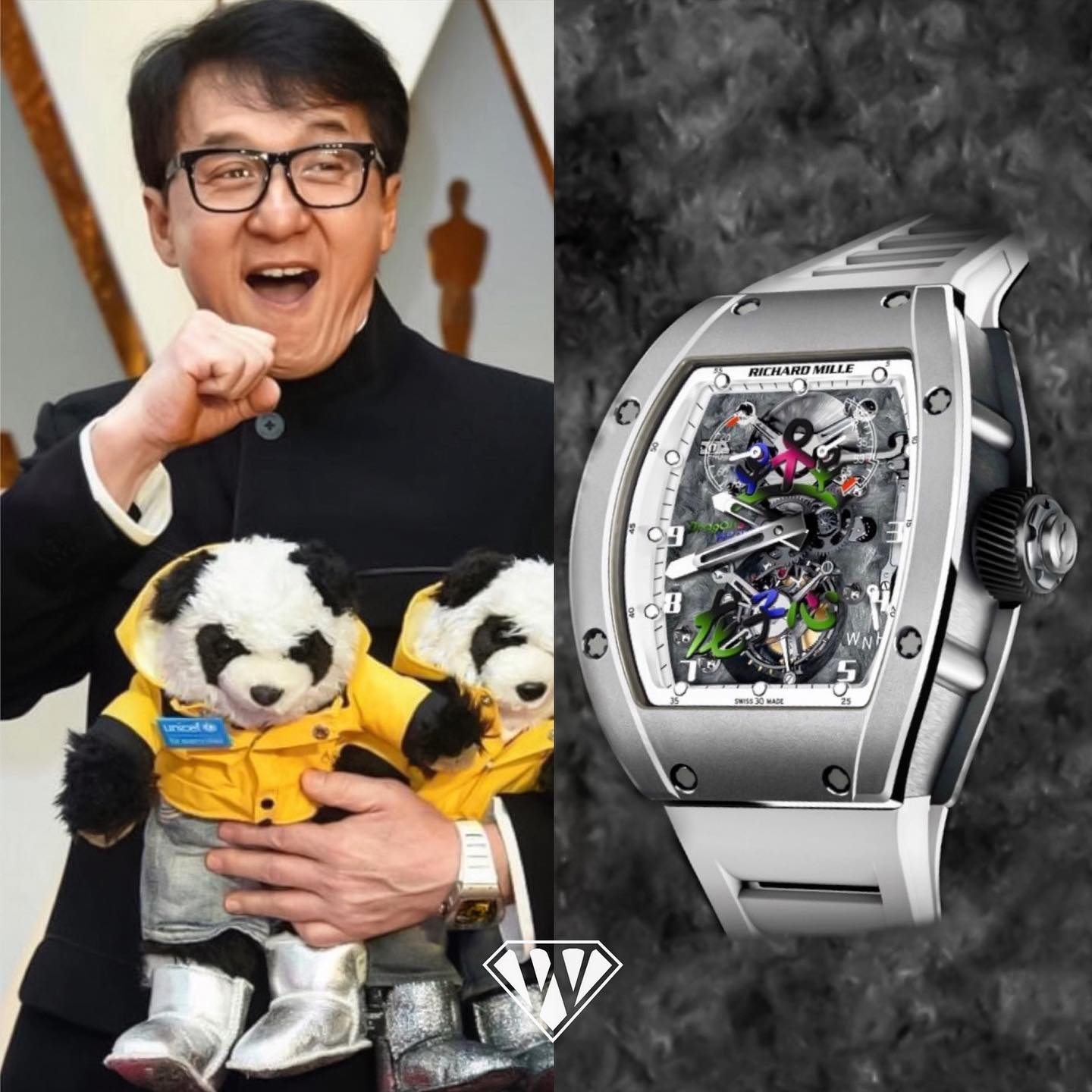 Jackie Chan Watch