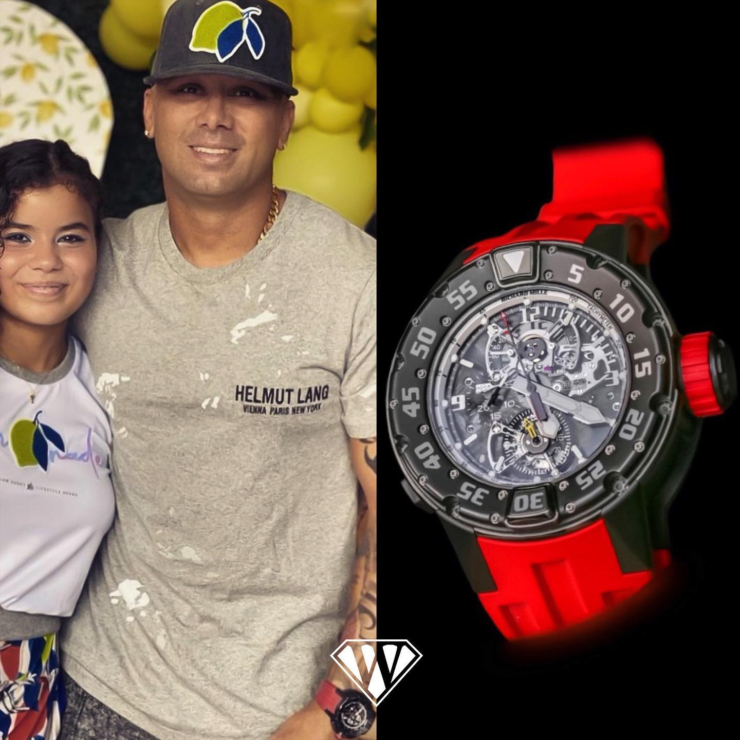 Wisin Watch