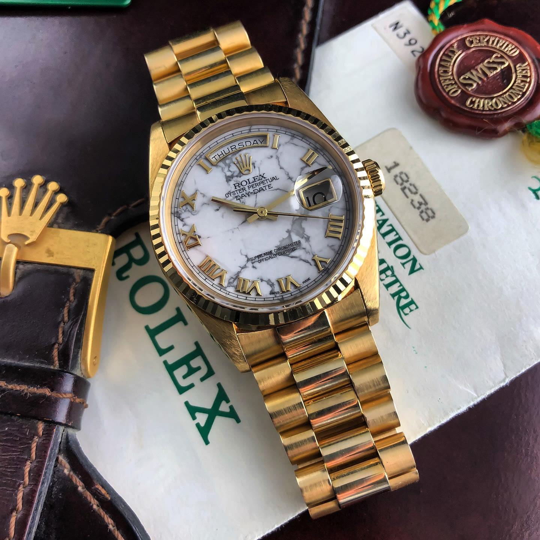 Rolex Howlite