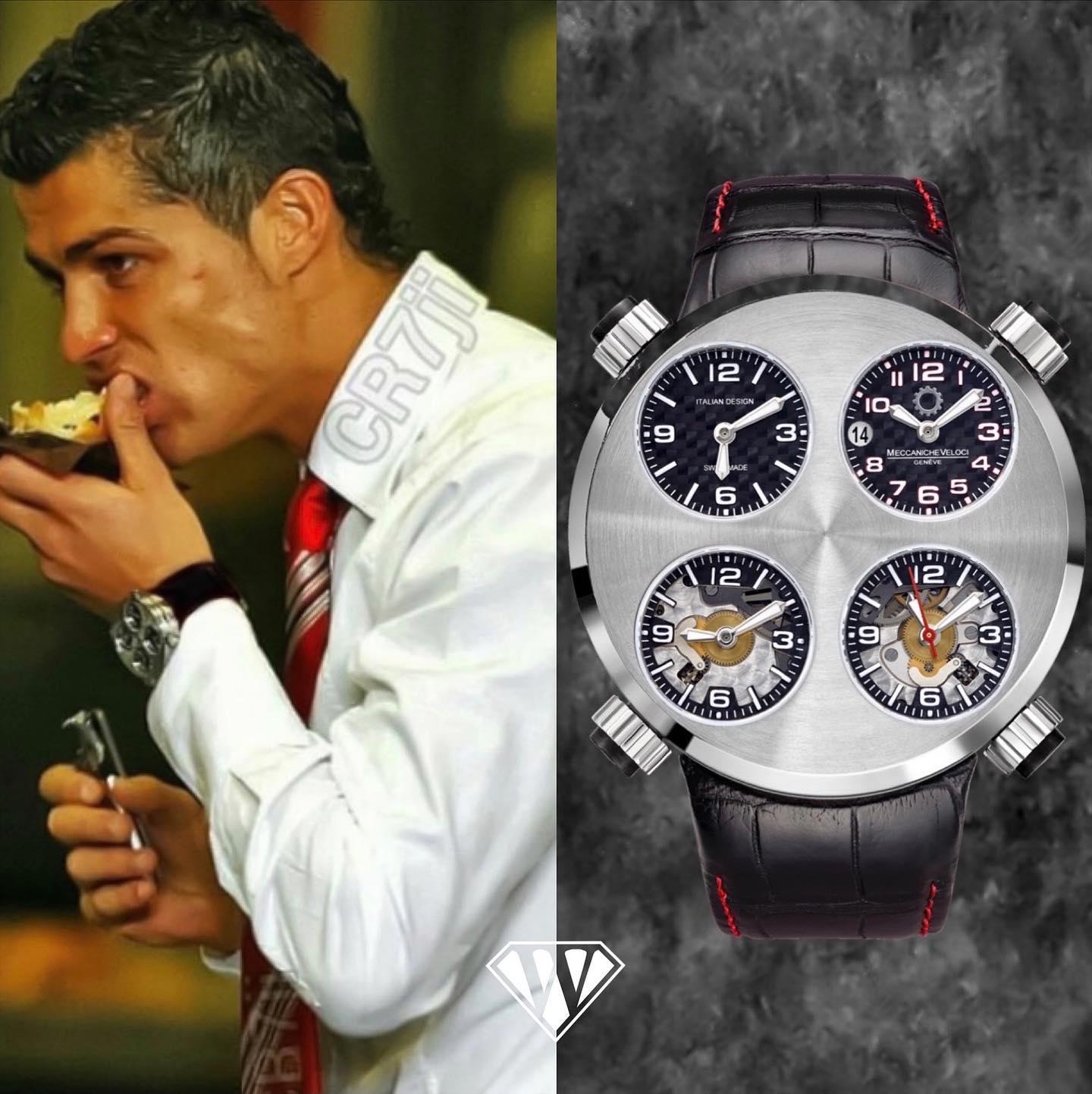 Cristiano Watch