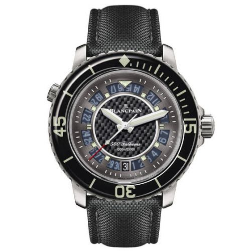 Fifty Fathoms 500 Fathoms Only Watch 2009