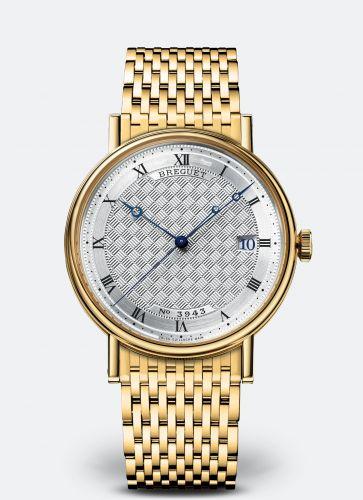 Classique 5177 Yellow Gold / Silver / Bracelet