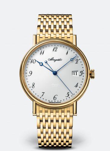 Classique 5177 Yellow Gold / White / Bracelet