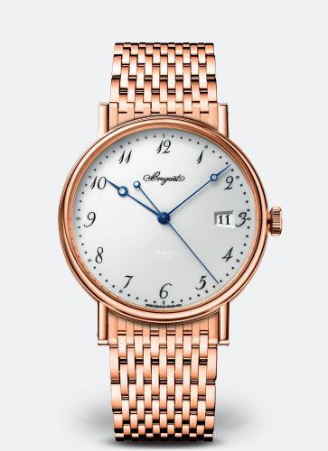 Classique 5177 Rose Gold / White / Bracelet