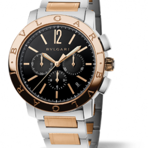Bulgari Velocissimo Two Tone