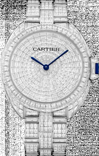 Clé de Cartier 41 White Gold / Rivière