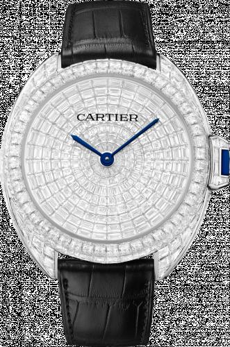 Clé de Cartier 41 White Gold / Baguette
