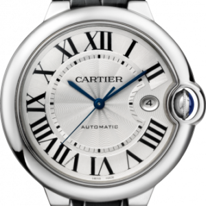 Ballon Blue de Cartier 42 Automatic Stainless Steel / Silver