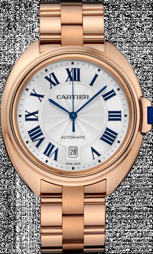 Clé de Cartier 40 Pink Gold / Silver / Bracelet