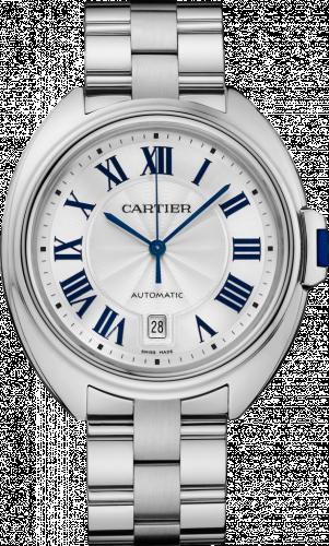 Clé de Cartier 40 White Gold / Silver / Bracelet