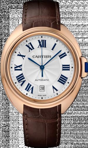 Clé de Cartier 40 Pink Gold / Silver