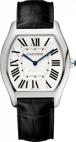 Tortue Extra Flat White Gold / Silver