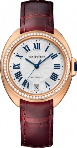 Clé de Cartier 35 Pink Gold / Diamonds