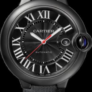 Ballon Blue de Cartier 42 Automatic Carbon