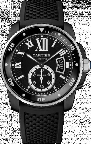 Calibre de Cartier Diver Carbon