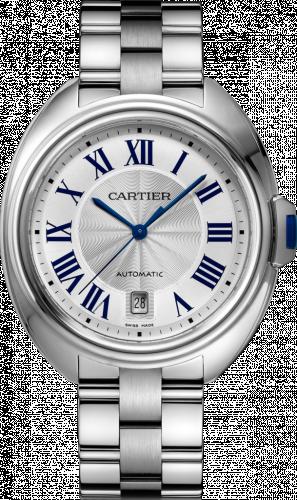 Clé de Cartier 40 Stainless Steel / Silver / Bracelet