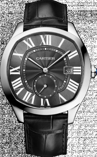 Drive de Cartier Stainless Steel / Grey
