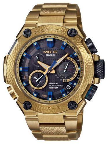 MR-G G1000 Hammertone Gold