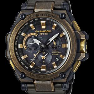 G-Shock MT-G G1000 Aged Gold