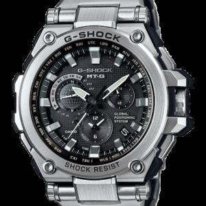 G-Shock MT-G G1000 Steel / Black