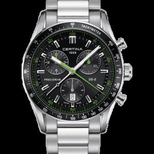 DS 2 Chrono 1/100 Sec PreciDrive Green