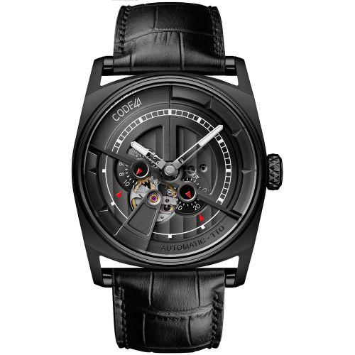 Anomaly-01 Black PVD / Black