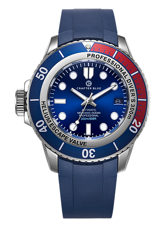 Mechanic Ocean 45MM MOSS002.SB.R