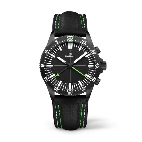 DC80 Green Black