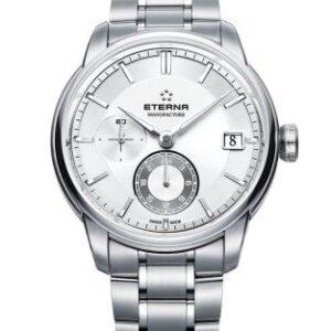 Adventic GMT Silver / Bracelet