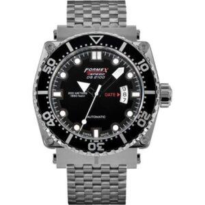 Diver Automatic Black / Bracelet