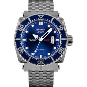 Diver Automatic Blue / Bracelet