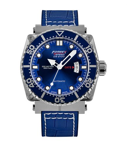Diver Automatic Blue / Croco