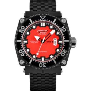 Diver Automatic Red / Bracelet