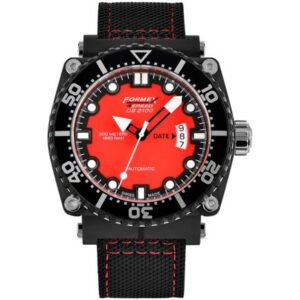Diver Automatic Red / Calf