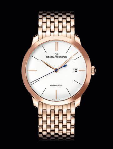 1966 38 Pink Gold / Silver / Bracelet