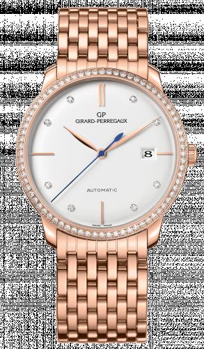 1966 38 Pink Gold / Diamond / Silver / Bracelet