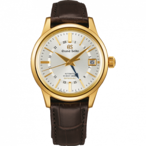 Automatic Hi Beat 36000 GMT Special Yellow Gold / Silver / Strap