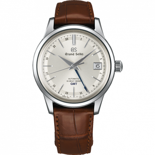 Automatic Hi Beat 36000 GMT Stainless Steel / Silver / Strap