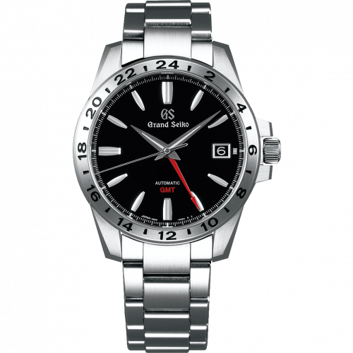Automatic GMT Stainless Steel / Black / Bracelet