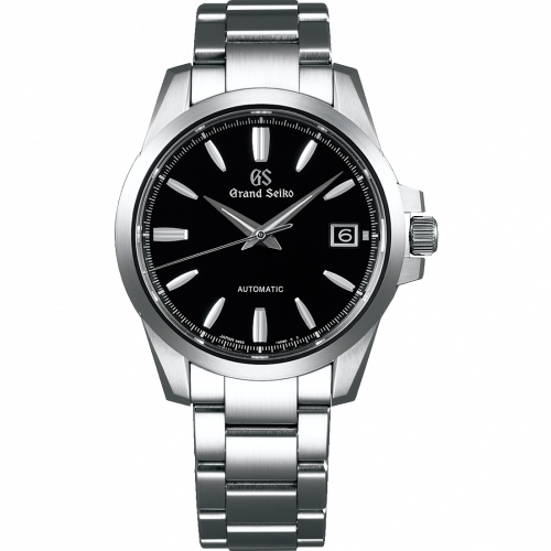 Automatic Date Stainless Steel / Black / Bracelet
