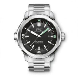 Aquatimer Automatic Stainless Steel / Black / Bracelet